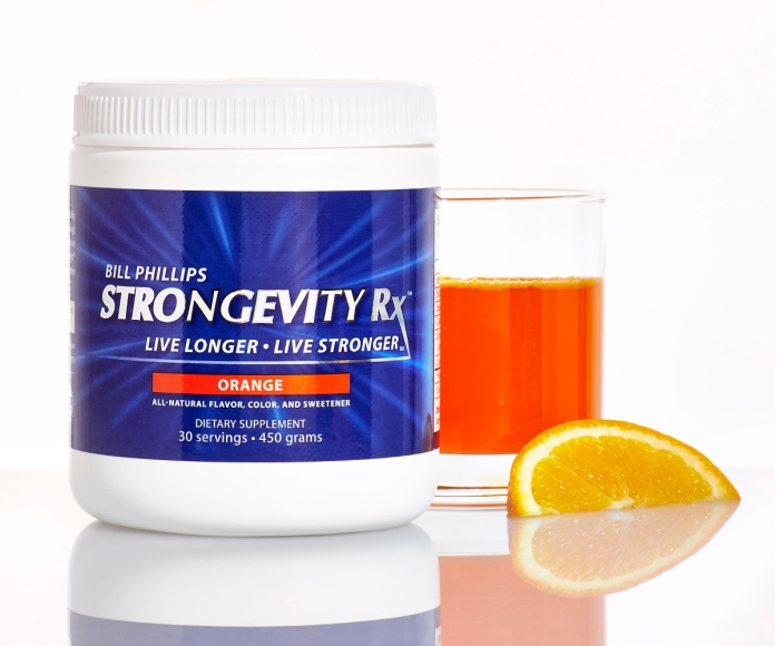 STRONGEVITY Rx