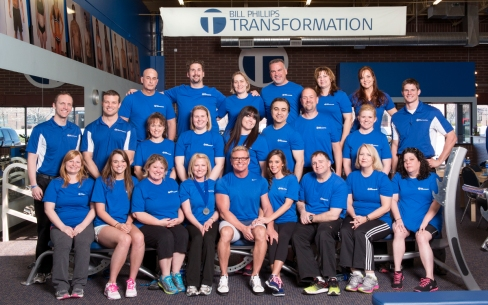 Transformation Camp Brings Together People from All Walks of Life Who have One Thing in Common: The Desire to Get Healthy!
