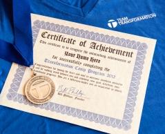 Winners Certificate