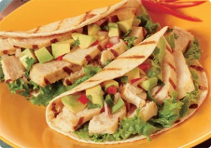 Eating Right can be both Nutritious & Delicious — Click the Photo for this Protein and Carb Combo, Fish Tacos
