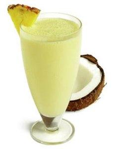 Pina Colada Nutrition Shake