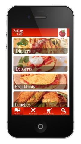 Eating for Life App